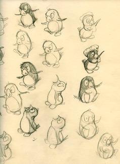 Pod sketches 1