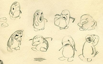 Pod sketches 3
